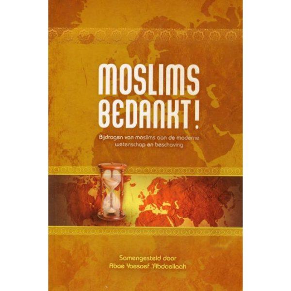 Moslims bedankt!