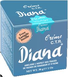 Diana Skin lightening cream