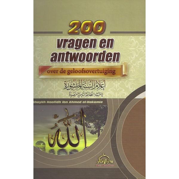 200 vragen en antwoorden over de geloofsovertuiging