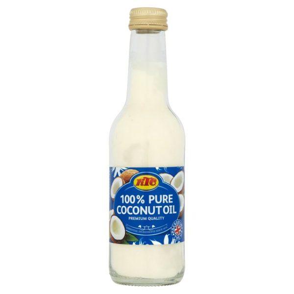 100% Pure Coconut Oil 250 ml