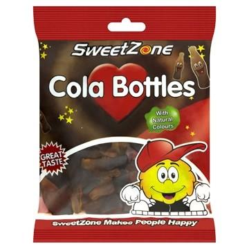 Halal Sweetzone Snoep - Cola Bottles