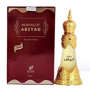 Mukhlat Abiyad Afnan Parfum