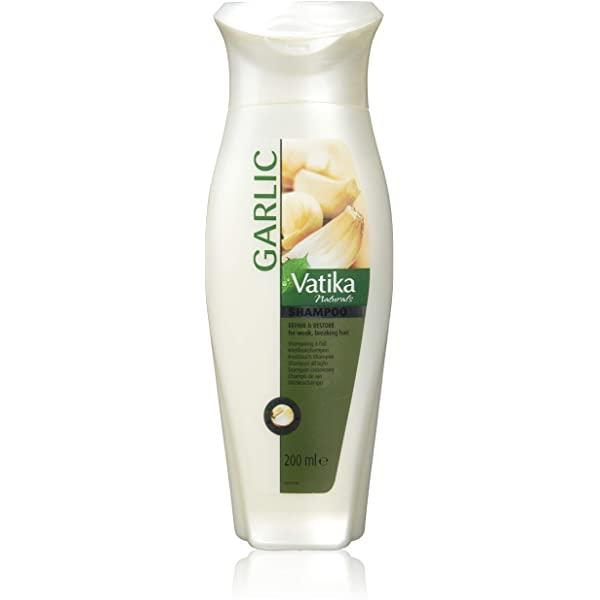Dabur Vatika Garlic Hair Growth Shampoo 200 ml