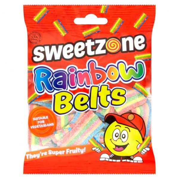 Sweetzone Rainbow Belts Halal