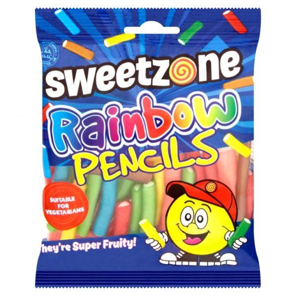 Halal Sweetzone Snoep - Rainbow Belts