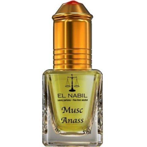 Musc Anass Parfum El Nabil 5 ml