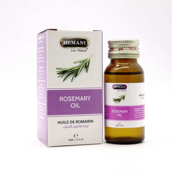 Rosemary oil -Huile de romarin 30 ml