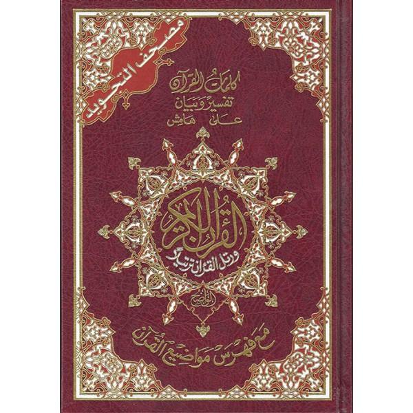 Koran in het Arabisch Tajwid (Hafs) Klein