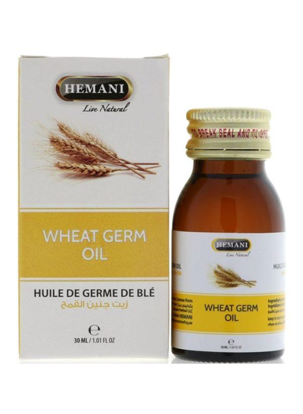 Hemani Wheat germ oil - Huile de germe de ble 30 ml