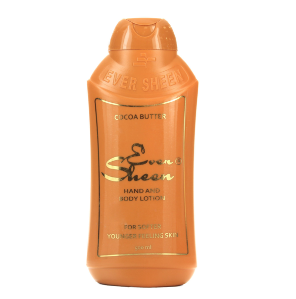 Ever Sheen Cocoa Butter Hand & Body Lotion