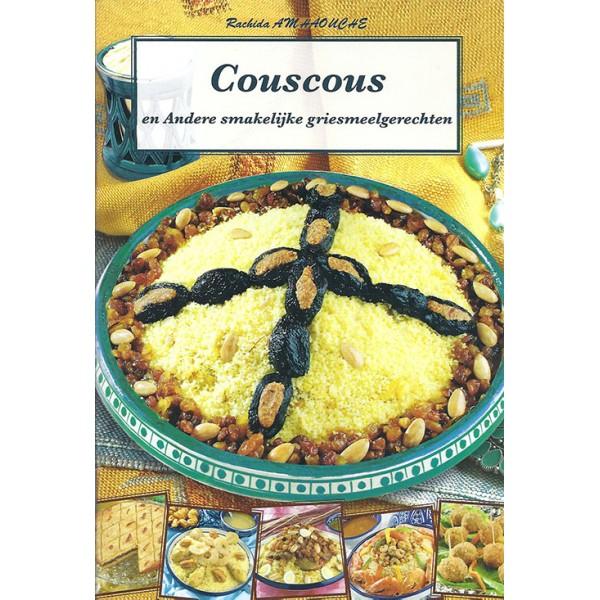 Kookboek couscous