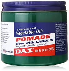 Dax Vegetable Oils Pomade With Lanolin 397g