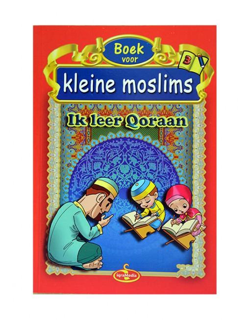 Boek voor kleine moslims deel 3 Ik leer Koran