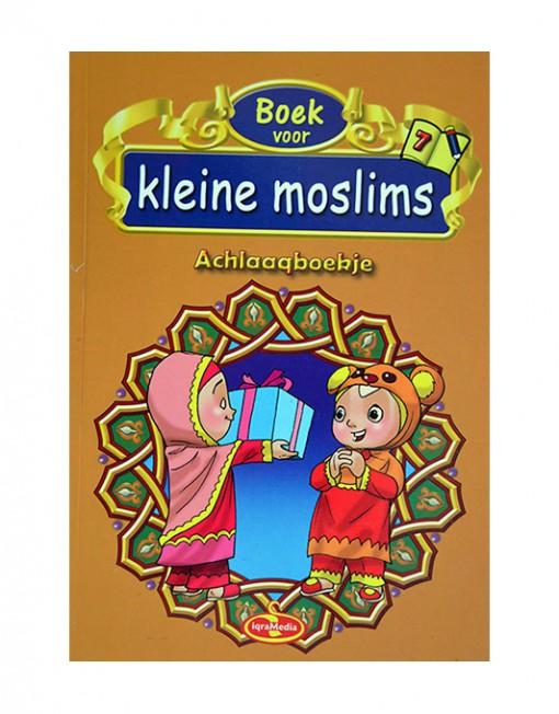 Boek voor kleine moslims deel 7 Achlaaqboekje