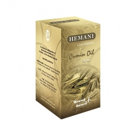 Hemani Cumin oil - Huile de cumin 30 ml
