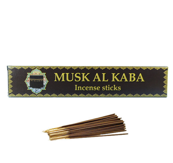 Luchtverfrisser - Wierook - Musk Al Kaba