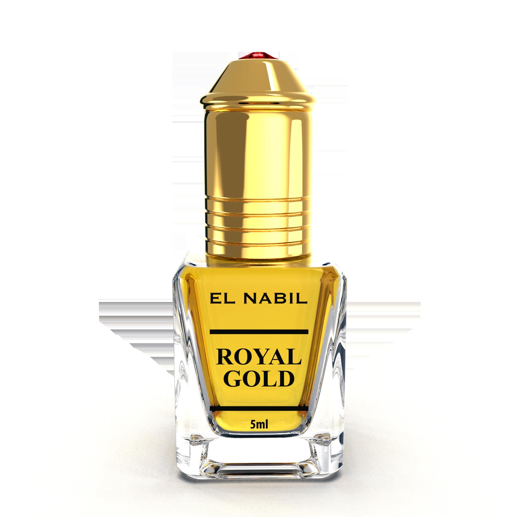 Royal Gold Parfum El nabil 5ml