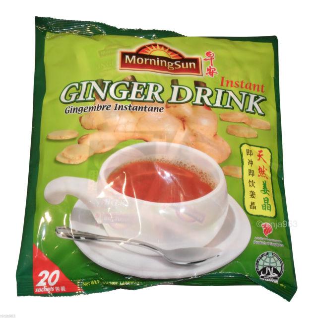 Morning Sun Instant Ginger Drink - 360g
