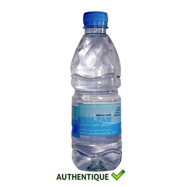 100% Puur Zamzam Water - 500 ml